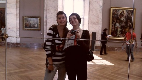 1 of 8 and colette louvre