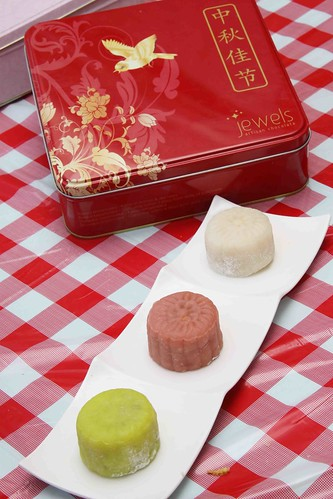 Jewels Artisan Chocolates' Snowskin