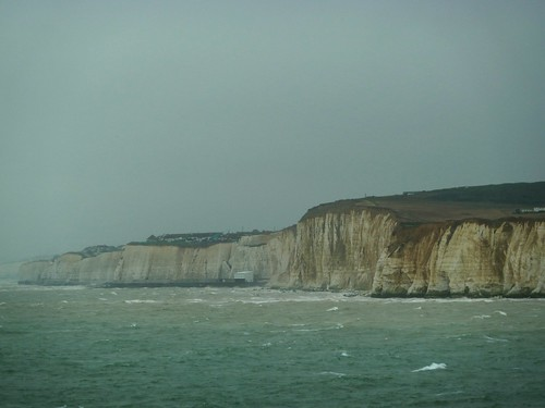 Prehistoric cliffs