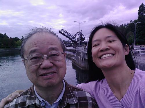 20100910 Dad & Elaine