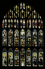 Stained Glass (albireo 2006) Tags: color colour window glass wow stainedglass hampshire winchester winchestercathedral justpentax pentaxart
