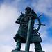 Seaman Statue