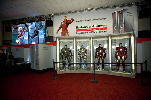 Iron Men Suits