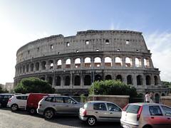 Colosseo (Rodrigo_Soldon) Tags: colosseo anfiteatro flavio citt di romaamphitheatrum lazio italia coliseu de roma colosseum coliseus nero the coliseum city rome italy flav