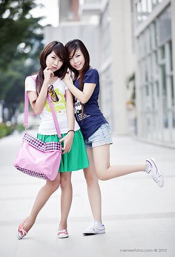 Hình chân dung model Quỳnh Thơ