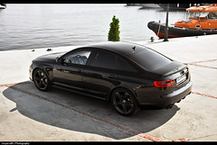Audi RS6 Sedan C6 MTM (JespervdN) Tags: sea black sedan boats grey nikon bulgaria audi mtm tuning supercar c6 rs6 carphotography jesper 18105 d60 sveti vlas autogespot jespervdn supercarphotography