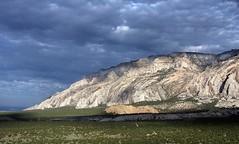 Cliff Ridge / Flank of the Section Ridge Anticline (Ron Wolf) Tags: utah sandstone limestone anticline geology dolomite geomorphology petrology earthscience paleozoic permian pennsylvanian webersandstone parkcityformation
