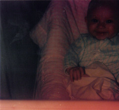 (alyleighcarter) Tags: old family baby film infant kodak young sissy caity