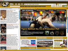 Missouri Browser Theme