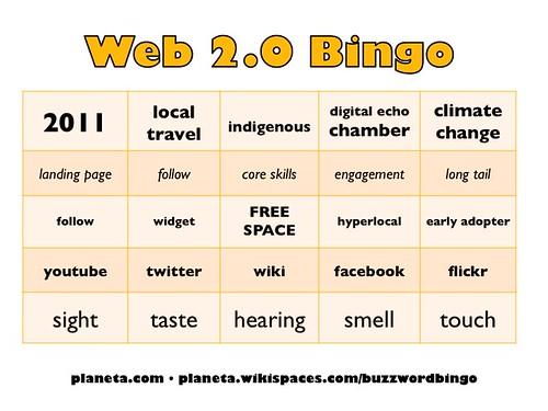 Buzzword Bingo @ 09.2010
