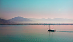 Sunrise Sail Fethiye (juliereynoldsphotography) Tags: