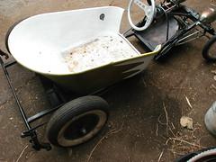 The Bucket Soapbox car rebuild (Paul de Valera) Tags: vintage bucket hotrod soapbox custom derby lowered gokart ratrod kustom tbucket carsoapboxderby
