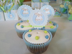 Cupcakes  Decorados Decorando Emoções