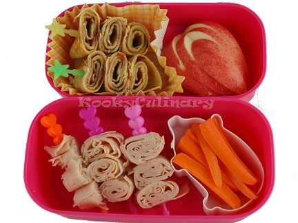 Bento #109 - Rollaway Day!