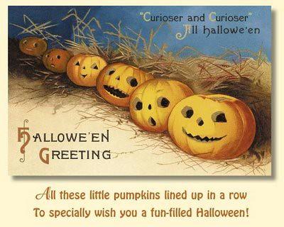 Vintage-Halloween-Postcards