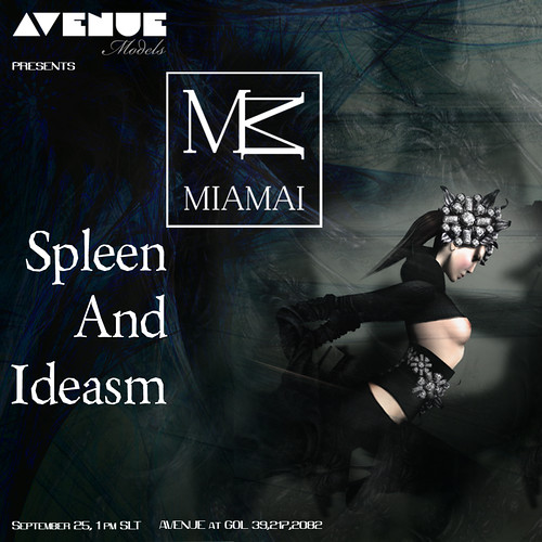 AVENUE Models :: Miamai Spleen and Ideasm