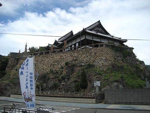 鞆の浦 対潮楼(福禅寺) のお座敷から、絵のような絶景をご覧あれ