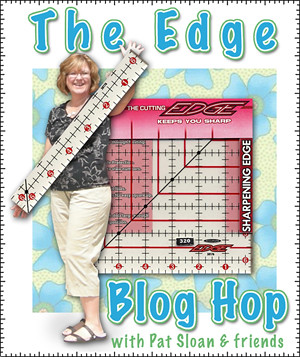 Pat Sloan's THE EDGE Blog Hop
