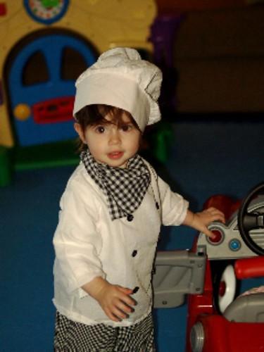 chef halloween