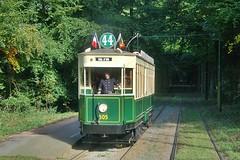 125 jaar UITP te Brussel (tramlijn30) Tags: paris bruxelles tram brussel museumtram 505 stib mivb tramlijn30