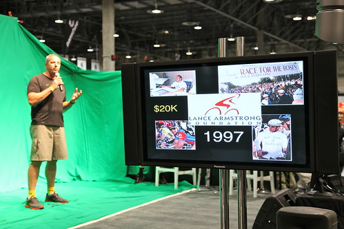 Bike Ignite talks at Interbike