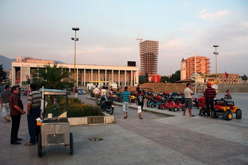 Plaza Skanderbeg