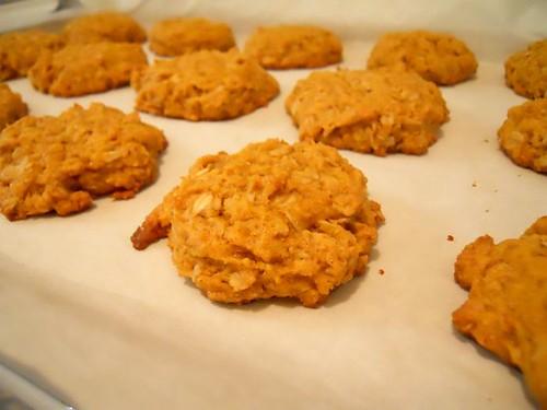 PPK Pumpkin Oatmeal Cookies
