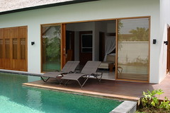 Samaya Bali, Courtyard villa (TRAVEL4VITALITY) Tags: travel bali beach pool indonesia geotagged reisen asia asien resort breeze geotag indonesien seminyak samaya balihotel luxuryhotel balivillas poolvilla samayahotel samayavillas sindps1108 travel4vitality