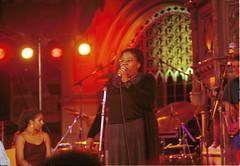 Sibongile Khumalo from South Africa Music on the Line Union Chapel Islington London Oct 2000 004 (photographer695) Tags: sibongile khumalo from south africa music line union chapel islington london oct 2000