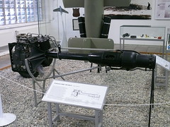 Triebwerk HWK 109-509 A