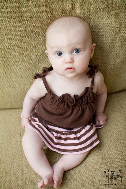 pink and brown skirt1