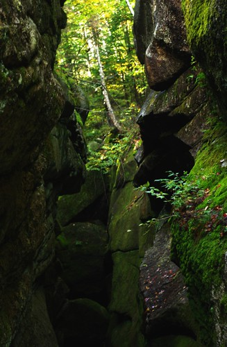 Moose Cave Gorge