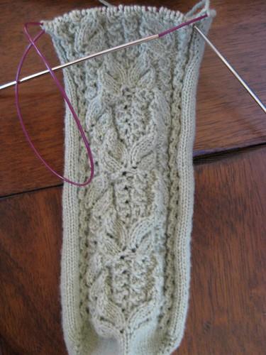 Laurel Socks- 1/2 Way