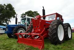 County -James Jones Highlander (TRACshovel) Tags: county tractor forestry timber highlander 4wd skidder jamesjones equalwheeldrive scottishcountytractorclub farmingyesteryear2010 countytractors