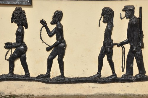 Never again: Slave depiction, Elmina