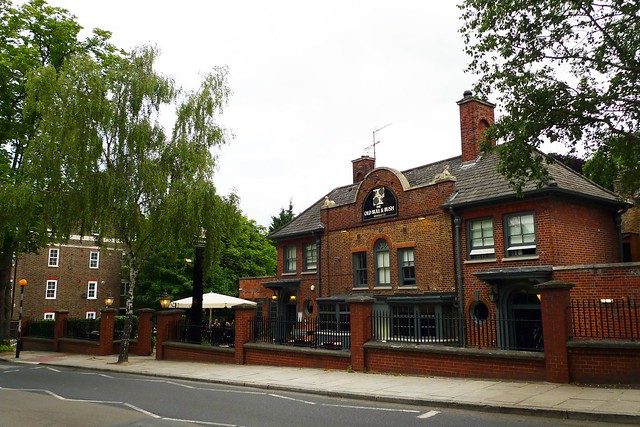 Old Bull and Bush, Hampstead, NW3