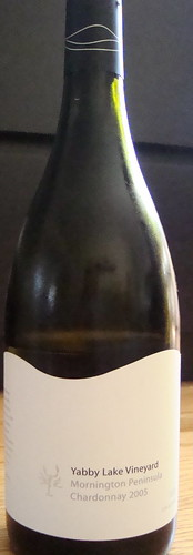 2005 Yabby Lake Chardonnay