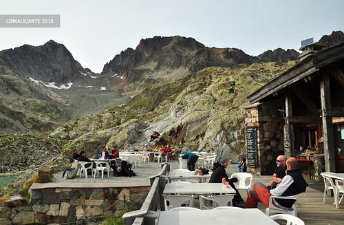 Refugio Lac Blanc