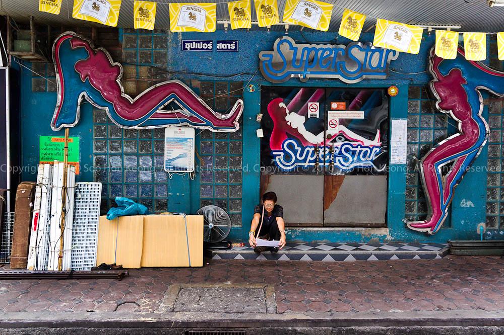 SuperStar @ Bangkok, Thailand