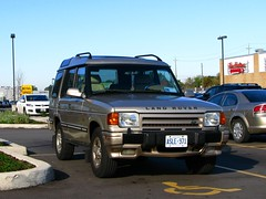 Land Rover Discovery Series II (MSVG) Tags: 2003 2001 2002 2 toronto ontario canada 2004 2000 04 rover 1999 03 99 01 ii 02 land series discovery 00