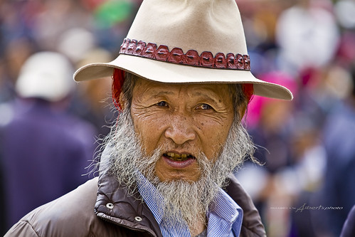 Gandalf in China