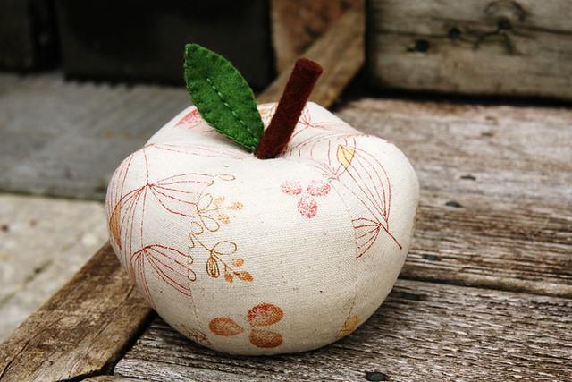 Apple Pincusion