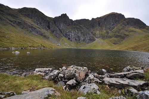 Lochan a' Choire and Coire Ardair