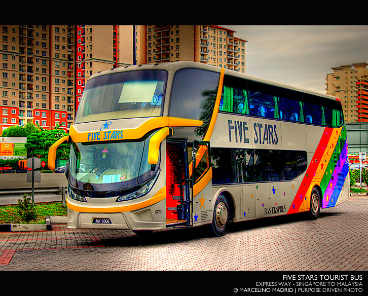 HDR-Vehicle (Five Stars Tours)