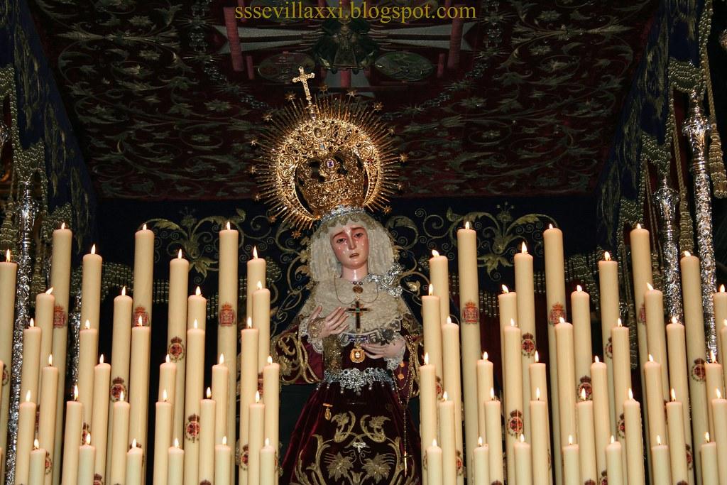 Nuestra Señora del Subterráneo, Domingo de Ramos 2007