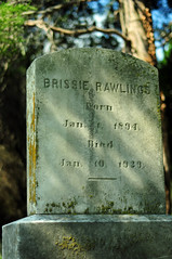 Brissie Rawlings (BeautifulRust) Tags: old cemetery grave stone born headstone january trinity marker geneology died 1929 1894 princefrederick brissierawlings
