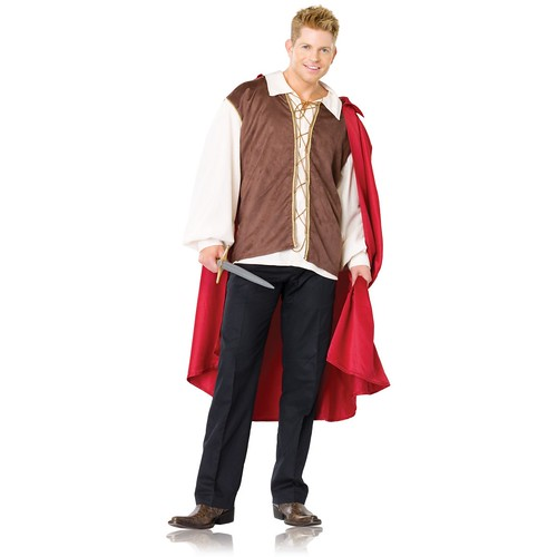 Handsome Prince Adult Costume