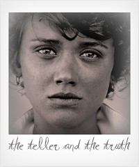 The Teller (Andrew Shapter) Tags: film face eyes texas teller erra