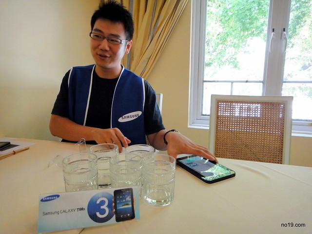 Galaxy Tab 分組體驗 - DSC05251
