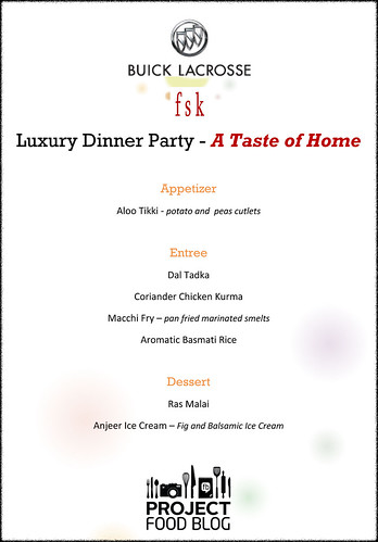 Formal Dinner Party Menu Template  Formal Dinner Menu Template